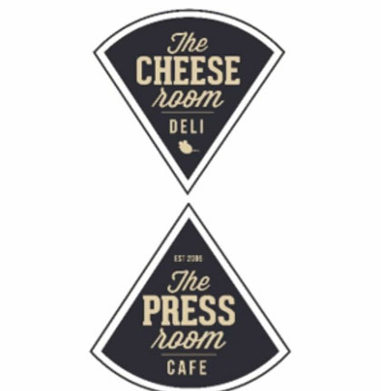 The Cheese Room Deli & The Press Room Cafe, Conwy.